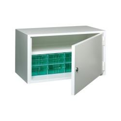 Option A - Tiroir TBS pour coffre stupéfiant - 155 x (2 x 56) x 64 mm