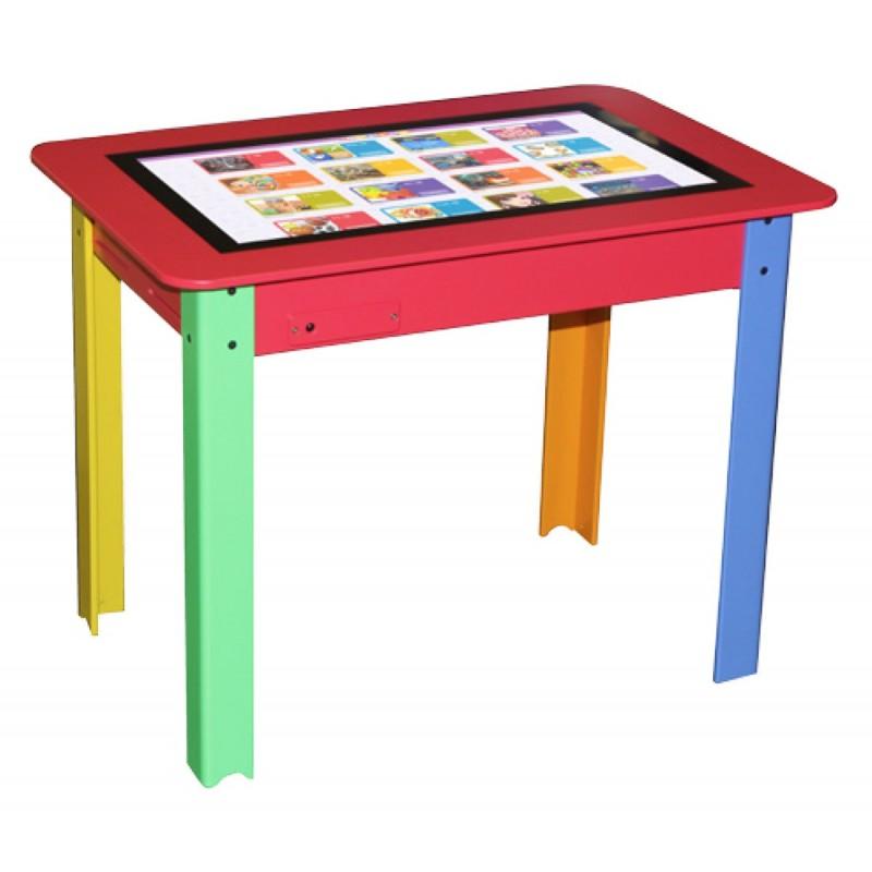 Table de jeux tactile pour enfants - Colory