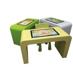 Table de jeux tactile pour enfants - Kidiw