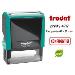 Tampon Trodat Xprint, CONFIDENTIEL