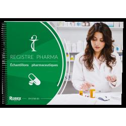 Registre Echantillons Pharmaceutiques