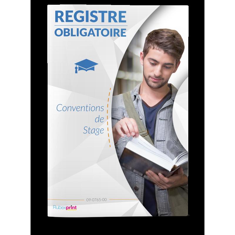 Registre Conventions de stages