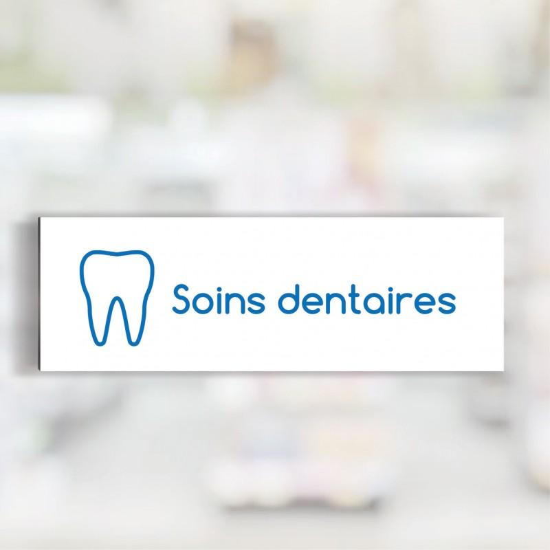 Tête de rayon Soins dentaires - Illustration standard par Pictographix