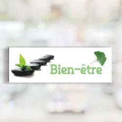 Bandeau d'ambiance Bien-être - Illustration standard par Photomatix