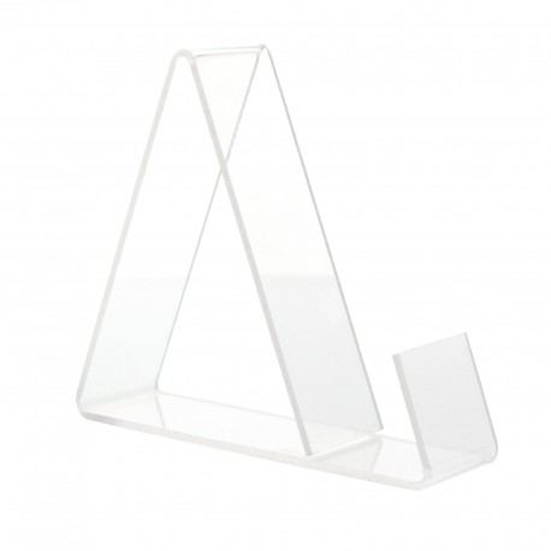chevalets plexiglass 40x140x130mm