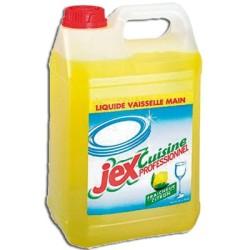Jex professionnel liquide vaisselle main bidon 5L