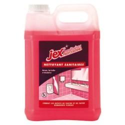 Jex professionnel nettoyant sanitaire bidon 5l