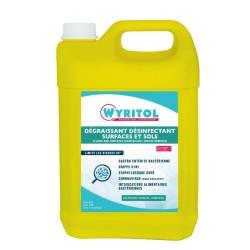 Bidon de 5 litre de désinfectant