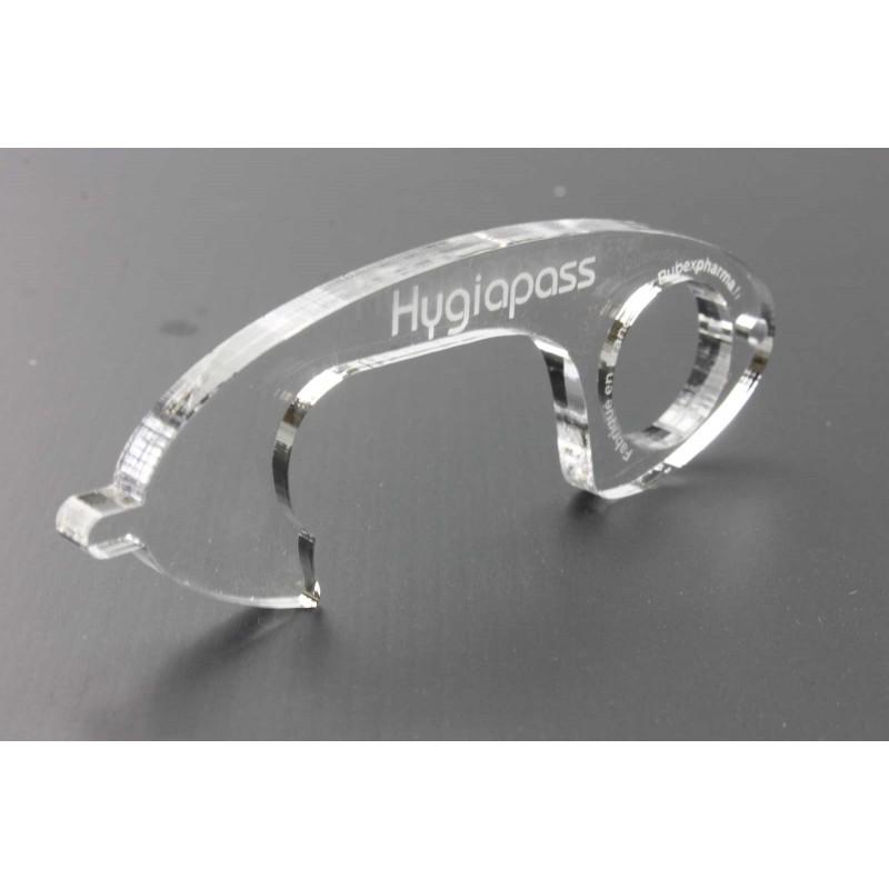 Hygiapass la clé sans contact