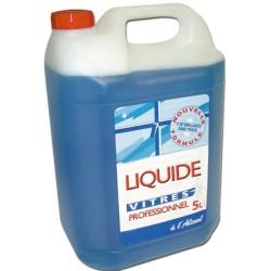Nettoyant vitre à alcool Bidon de 5 litres