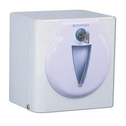 Distributeur papier hygienique rouleau ou paquet 135x115x135mm