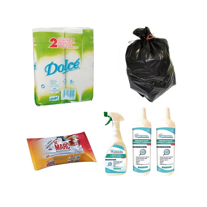 Pack hygiène
