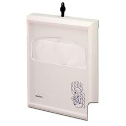 Distributeur de couvre sieges wc