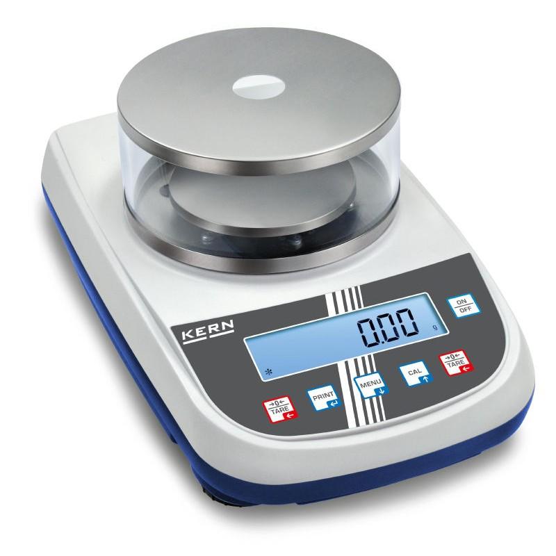 Balance de précision KERN PLJ 6200-2AM homologable