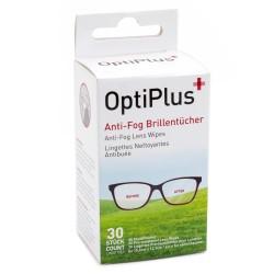 Boîte de 30 lingettes anti-buée pour lunettes
