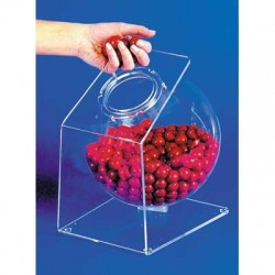 Sphère plexiglas diamètre 250 mm
