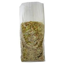 Sachet cellophane herboristerie 95x165mm par100
