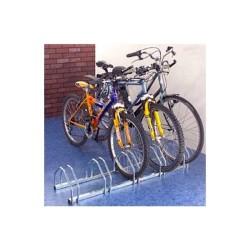 Râtelier range vélos 5 places - longueur 133 cm