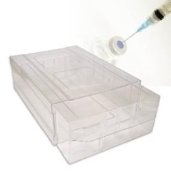 Bac à vaccin modulaire à tiroir de 10l (410x265x125mm)