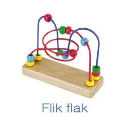 Boulier looping flik flak