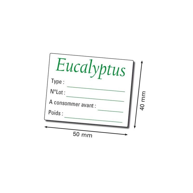 Etiquette herboristerie personnalisee 50x40 mm par 112