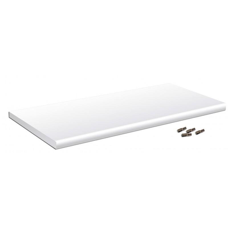 Tablette 550 x 272 mm + taquets