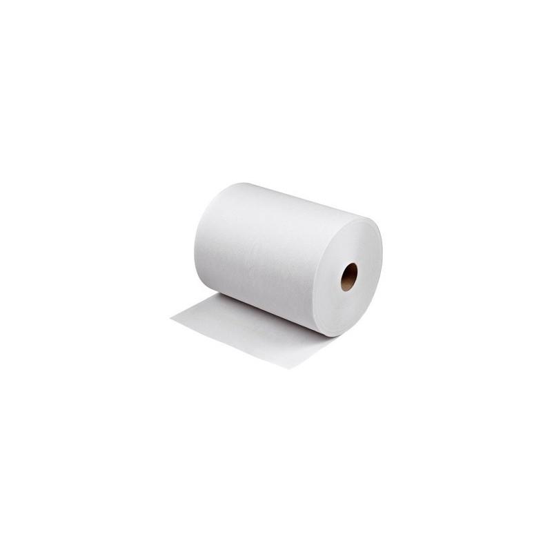 Papier hygienique roll 180md195mm blanc 2pli 486f lot 12rlx