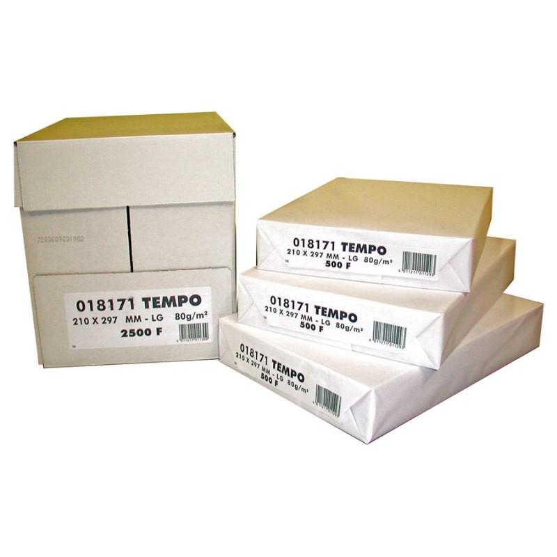 Ramette de 500 feuilles papier 80 grammes format A4