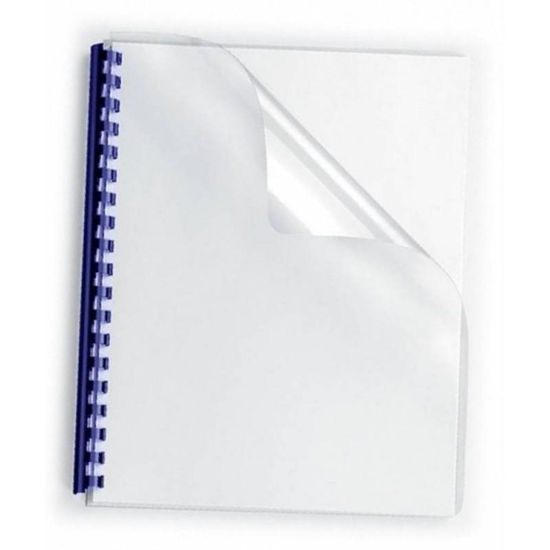 transparent de couverture  a4 150µm boite de 100