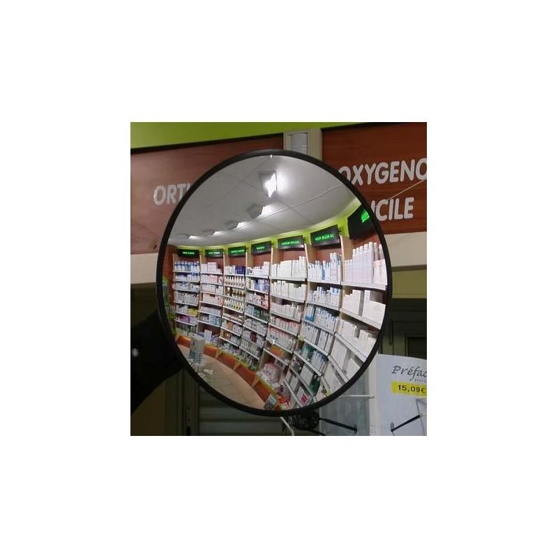 miroir interieur de securite vision 4 à 6m d390mm