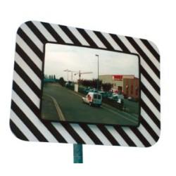 miroir de securite voie publique vision 10m 40x60cm