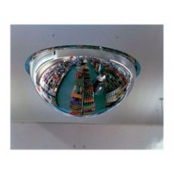 miroir hemispherique interieur vision 360° d80cm