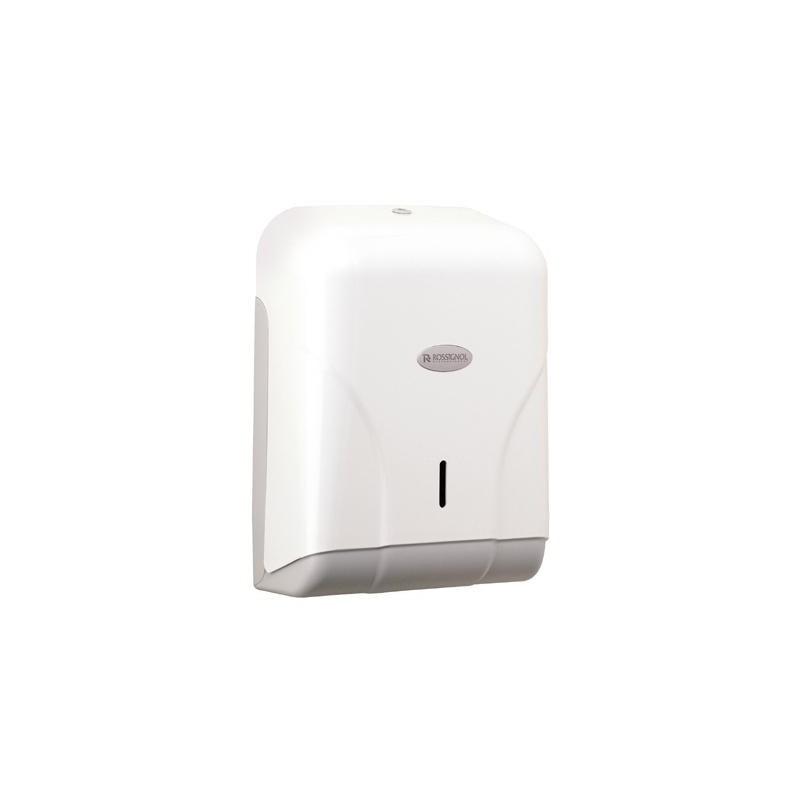 Devidoir pour bobine essuie mains h370l255mm blanc