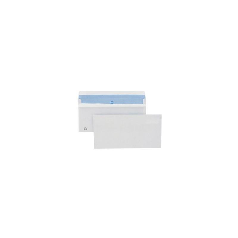 enveloppe dl sf 110x220mm 90g 1er par 500