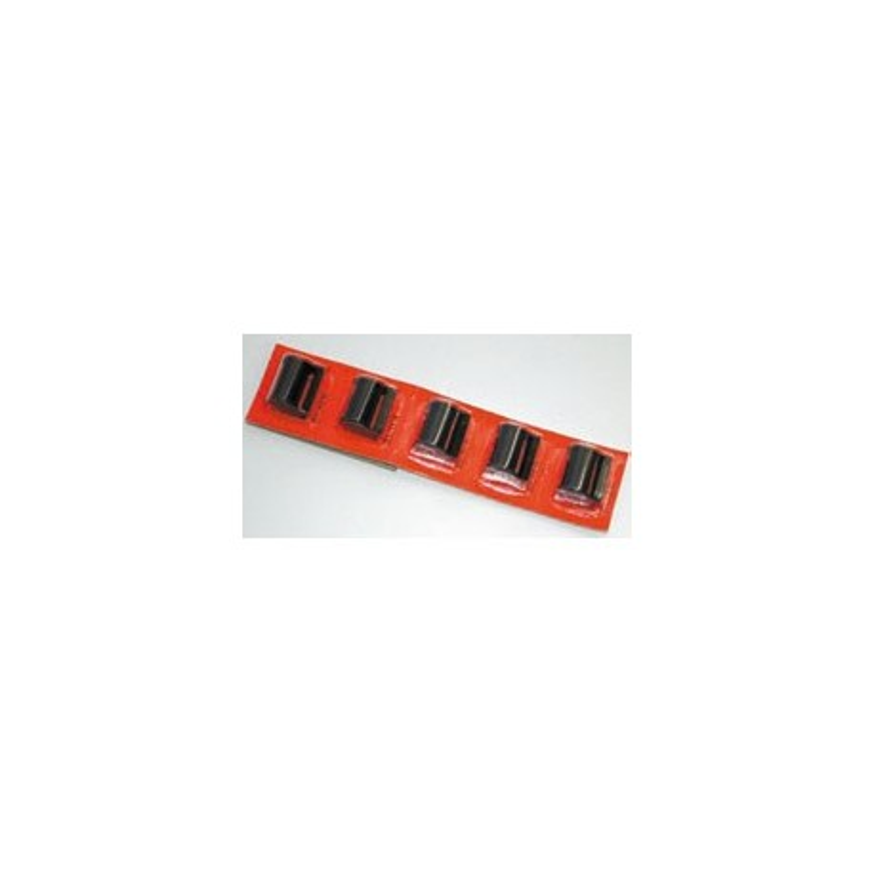 Rouleaux encreurs pour SATO - lot de 5 - pour pince à étiqueter de type PB1 & SAMARK