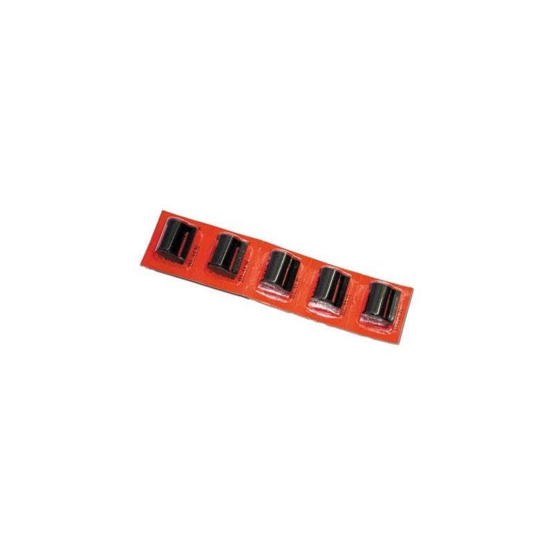 Rouleaux encreurs pour SATO - lot de 5 - pour pince à étiqueter de type DUO XL