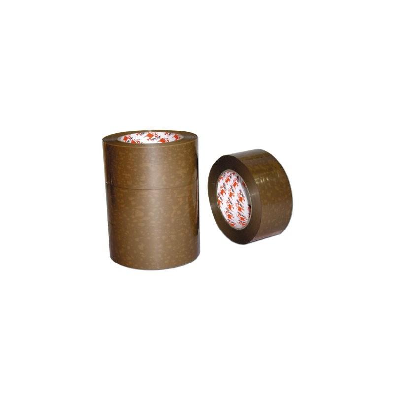ADHESIF RUBAN PVC 50mmx100m LOT DE 6