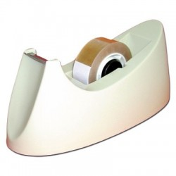 Dévidoir de bureau pour ruban adhesif de 19mm