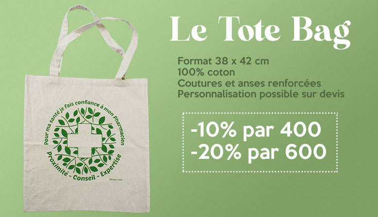 Offre Tote-Bag