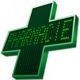 Vitrine Pharmacie